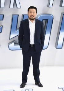 Justin Lin at the U.K. Film Premiere of Star Trek: Beyond held at Empire Cinema, Leicester Square, London of July 12, 2016.