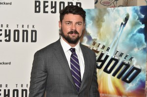 Karl Urban at the New York Premiere of Star Trek: Beyond held at Crosby Street Hotel, NYC on July 18, 2016.