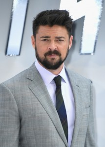 Karl Urban at the U.K. Film Premiere of Star Trek: Beyond held at Empire Cinema, Leicester Square, London of July 12, 2016.