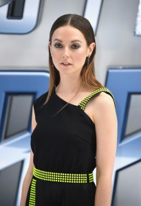 Lydia Wilson at the U.K. Film Premiere of Star Trek: Beyond held at Empire Cinema, Leicester Square, London of July 12, 2016.