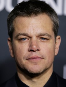 Matt Damon at the Australian premiere of Jason Bourne held at Hoyts Entertainment Quarters, Moore Park, Sydney on July 3, 2016.