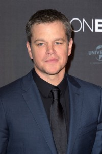 Matt Damon at the Paris premiere of Jason Bourne held at Cinéma Pathé Beaugrenelle, Paris, France on July 12, 2016.