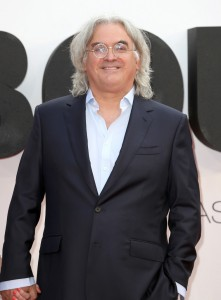 Paul Greengrass at the European premiere of Jason Bourne held at the Odeon, Leicester Square, London on July 7, 2016.