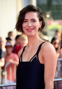 Rebecca Hall at the Los Angeles premiere of The BFG held at the El Capitan Theatre, Hollywood Blvd on Tuesday 21st June 2016.