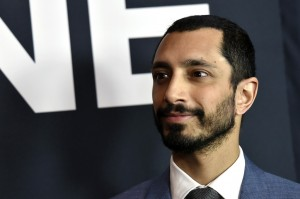 Riz Ahmed at the Las Vegas premiere of Jason Bourne.