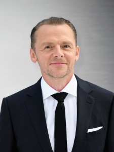 Simon Pegg at the U.K. Film Premiere of Star Trek: Beyond held at Empire Cinema, Leicester Square, London of July 12, 2016.