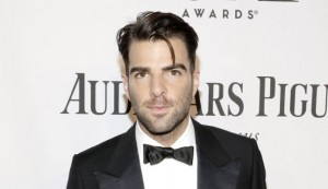 Actor, Zachary Quinto