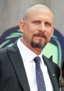 David Ayer Suicide Squad London Premiere