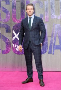 Jai Courtney Suicide Squad London Premiere