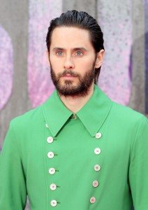 Jared Leto Suicide Squad London Premiere