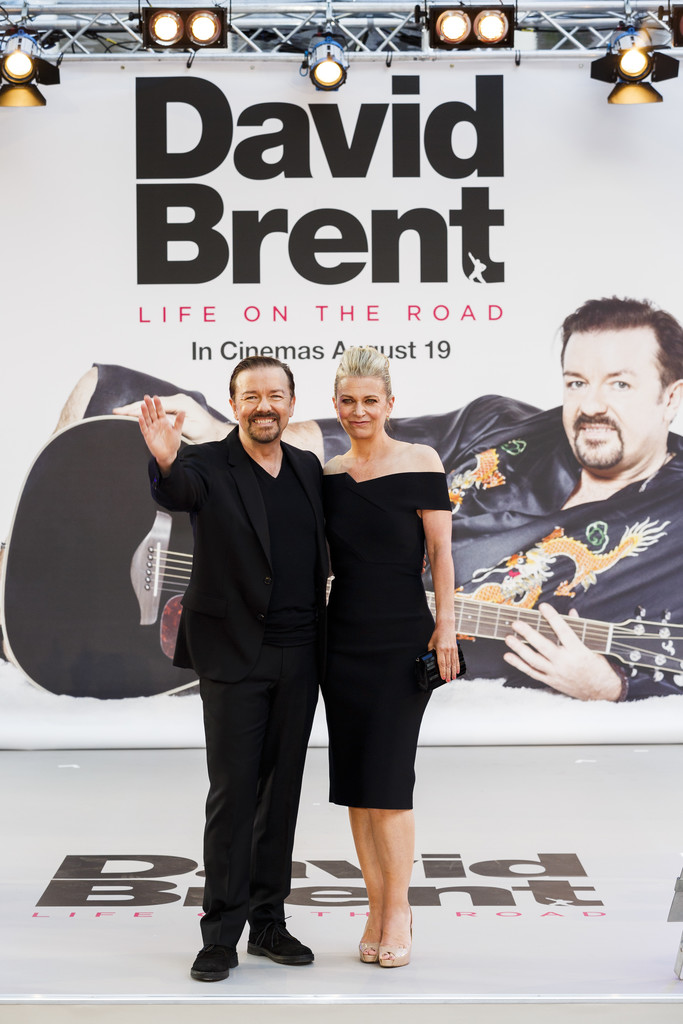 how to watch david brent life on the road