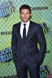 Scott Eastwood at the World premiere of Suicide Squad held at The Beacon Theatre, New York City on August 1, 2016.