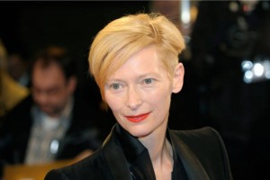 Actress, Tilda Swinton