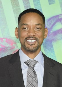 Will Smith at the World premiere of Suicide Squad held at The Beacon Theatre, New York City on August 1, 2016.