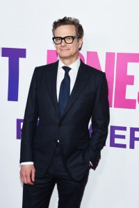 Colin Firth at the New York premiere of Bridget Jones' Baby held at The Paris Theater, New York City on Monday 12th September 2016.