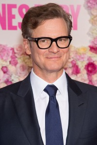 Colin Firth at the French premiere of Bridget Jones' Baby held at Le Grand Rex, Paris France on Tuesday 6th September 2016.