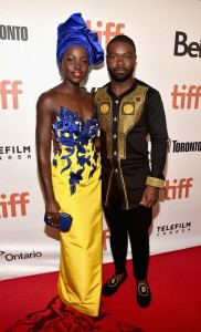 Lupita Nyong'o and David Oyelowo Queen of Katwe Toronto International Film Festival Premiere
