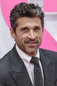 Patrick Dempsey at the German premiere of Bridget Jones' Baby held at the Zoo Palast, Berlin, Germany on Wednesday 7th September 2016.