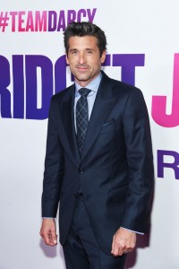 Patrick Dempsey at the New York premiere of Bridget Jones' Baby held at The Paris Theater, New York City on Monday 12th September 2016.