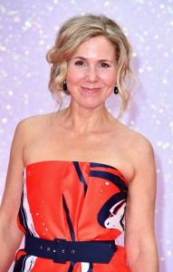Sally Phillips at the world premiere of Bridget Jones' Baby held at Odeon, Leicester Square, London on Monday 5th September 2016.