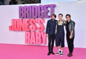 Years & Years at the world premiere of Bridget Jones' Baby held at Odeon, Leicester Square, London on Monday 5th September 2016.