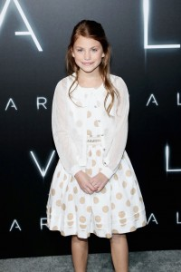 Abigail Pniowsky Arrival Hollywood Premiere Los Angeles California