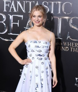 Alison Sudol Warner Bros. Fantastic Beasts and Where to Find Them World Premiere New York