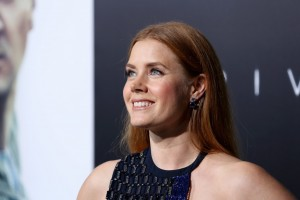 Amy Adams Arrival Hollywood Premiere Los Angeles California