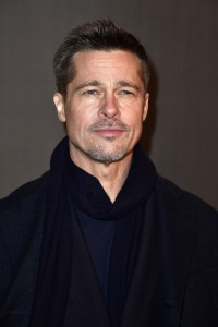Brad Pitt Allied Paris Premiere