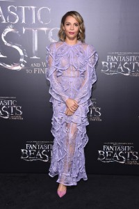 Carmen Ejogo Warner Bros. Fantastic Beasts and Where to Find Them World Premiere New York