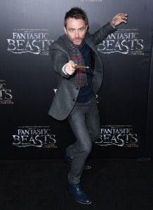 Chris Hardwick Warner Bros. Fantastic Beasts and Where to Find Them World Premiere New York