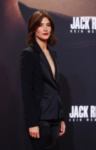 Cobie Smulders Jack Reacher: Never Go Back Berlin Premiere