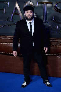 Dan Fogler Fantastic Beasts and Where to Find Them European Premiere London Arrivals