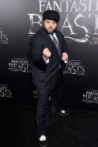 Dan Fogler Warner Bros. Fantastic Beasts and Where to Find Them World Premiere New York