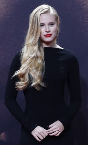 Danika Yarosh Jack Reacher: Never Go Back Berlin Premiere