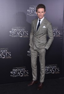 Eddie Redmayne Warner Bros. Fantastic Beasts and Where to Find Them World Premiere New York