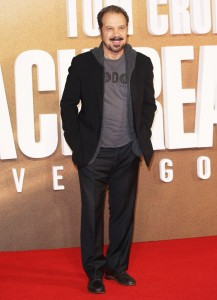 Edward Zwick Jack Reacher: Never Go Back London Premiere