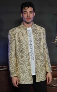 Ezra Miller Fantastic Beasts and Where to Find Them European Premiere London Arrivals