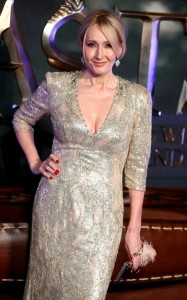 J.K. Rowling Fantastic Beasts and Where to Find Them European Premiere London Arrivals