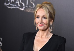 J.K. Rowling Warner Bros. Fantastic Beasts and Where to Find Them World Premiere New York