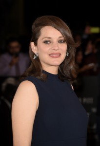 Marion Cotillard Allied Hollywood Los Angeles Premiere Fan Event