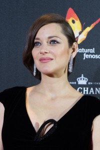 Marion Cotillard Allied Madrid Premiere Spain