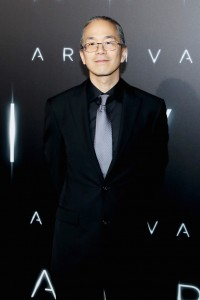 Ted Chiang Arrival Hollywood Premiere Los Angeles California
