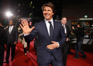 Tom Cruise Jack Reacher: Never Go Back Berlin Premiere