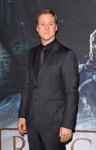 Alan Tudyk Rogue One: A Star Wars Story London Film Premiere Special Screening