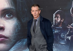 Ben Mendelsohn Rogue One: A Star Wars Story London Film Premiere Special Screening