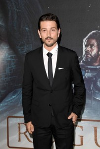 Diego Luna Rogue One: A Star Wars Story London Film Premiere Special Screening