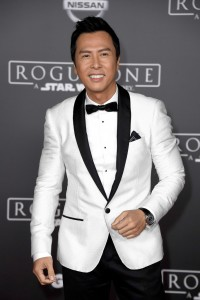 Donnie Yen Rogue One: A Star Wars Story World Premiere