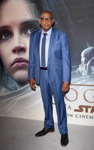Forest Whitaker Rogue One: A Star Wars Story London Film Premiere Special Screening