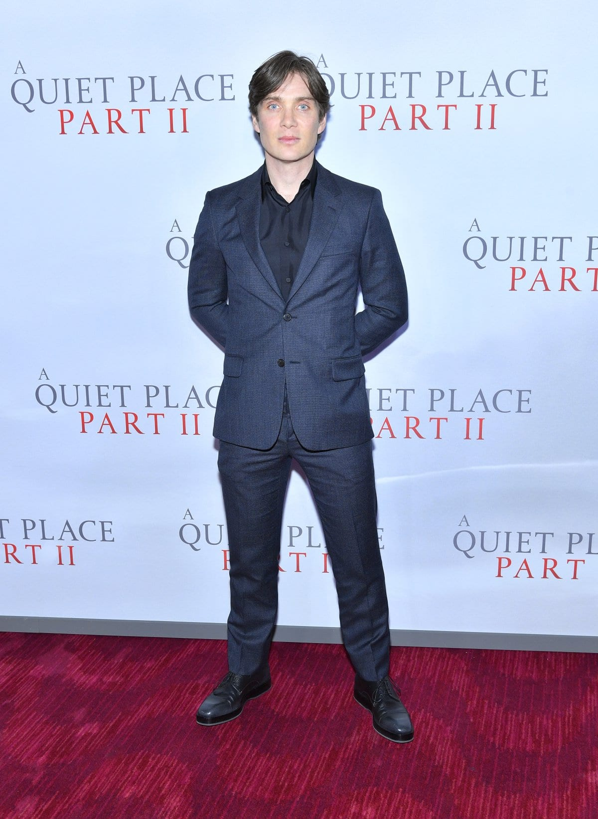 Cillian Murphy A Quiet Place Part II New York City Premiere